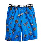 Boys 8-16 Fortnite Llama Sleep Shorts