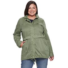 24f5921343 Womens Grey Midweight Coats & Jackets - Outerwear, Clothing | Kohl's