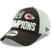 Adult New Era Kansas City Chiefs 2018 AFC West Champions 9FORTY Adjustable Cap