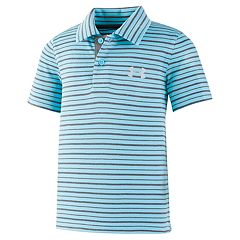 Boys 4-7 Under Armour Champion Striped Polo