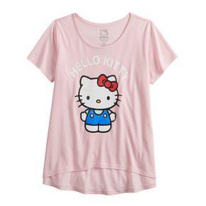 Girls 7-16 Hello Kitty Graphic Tee