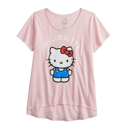 Girls 7-16 Hello Kitty Graphic Tee