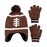 Boys 4-7 Carter's Hat & Gloves Set