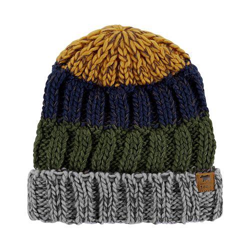 Boys 4-7 Carter's Striped Hat