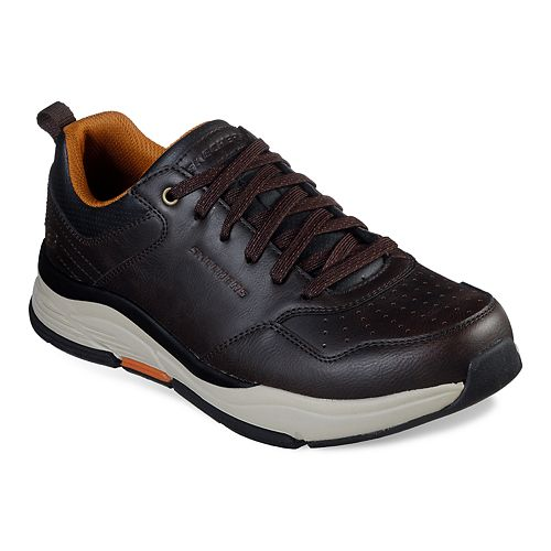 noch nicht vulgär Mode 2019 Neupreis Skechers Relaxed Fit Benago Treno Men's Shoes