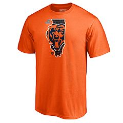 Men's Chicago Bears Playoff State Tee