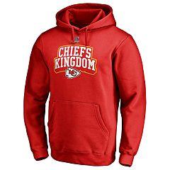 Men's Kansas City Chiefs Playoffs Hoodie