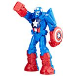 Playskool Heroes Marvel Super Hero Adventures Mech Armor Captain America