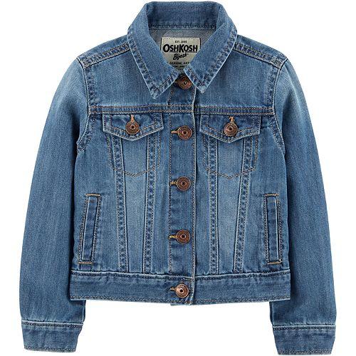 Toddler Girl OshKosh B'gosh® Denim Jacket