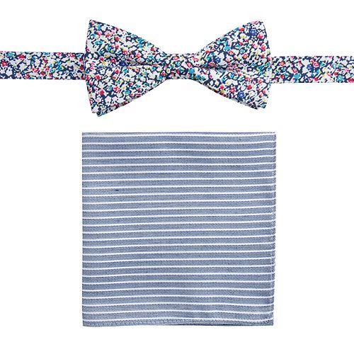 Men's damen + hastings Bow Tie & Pocket Square Set
