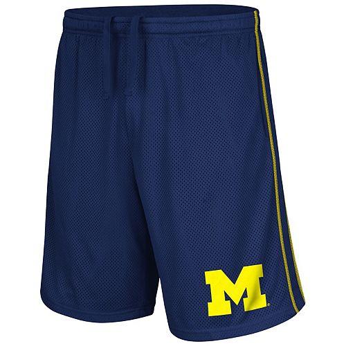 Men's Michigan Wolverines Super Fun Shorts