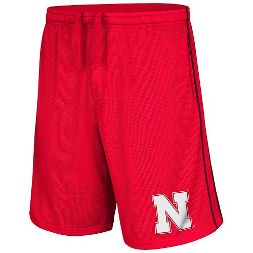 Men's Nebraska Cornhuskers Super Fun Shorts