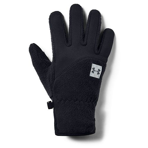 Boys Under Armour Unstoppable Fleece Gloves