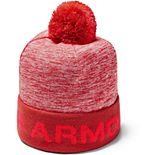 Boys Under Armour Gametime Pom Beanie