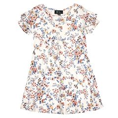 Girls 7-16 IZ Amy Byer Floral T-Shirt Dress