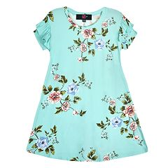 Girls 7-16 IZ Amy Byer Floral T-Shirt Dress
