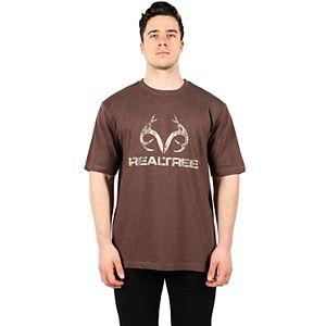 Men's Realtree Short Sleeve Americana Logo Tee