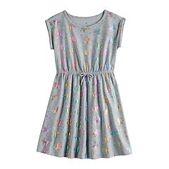 6d16984991 Girls 7-16 & Plus Size SO® Roll Cuff Tie Waist Dress