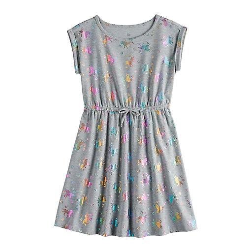 Girls\' Dresses, Dresses for Girls | Kohl\'s