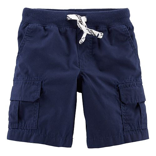 Baby Boy Carter's Pull-On Cargo Shorts