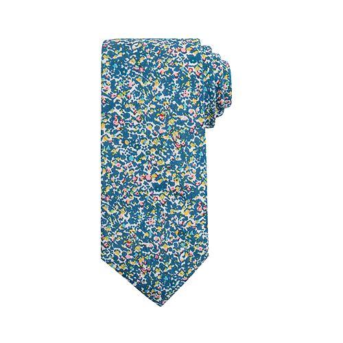 Men's damen + hastings Floral Skinny Tie