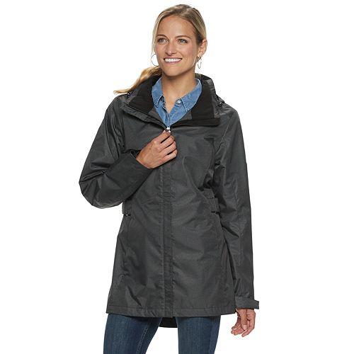 Women's ZeroXposur Courtney Hooded Rain Jacket