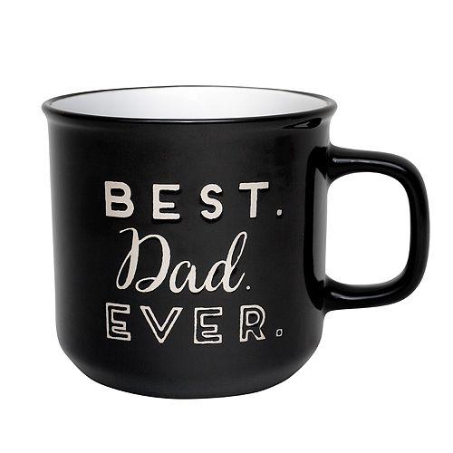 Enchante Best Dad Ever Camper Mug