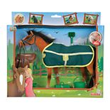 Simba Toys Champion Brown Beauty Horse with Accessories