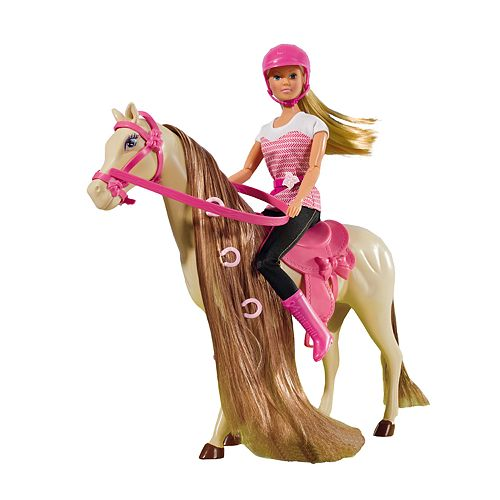 Simba Toys Steffi Love Riding Tour Set