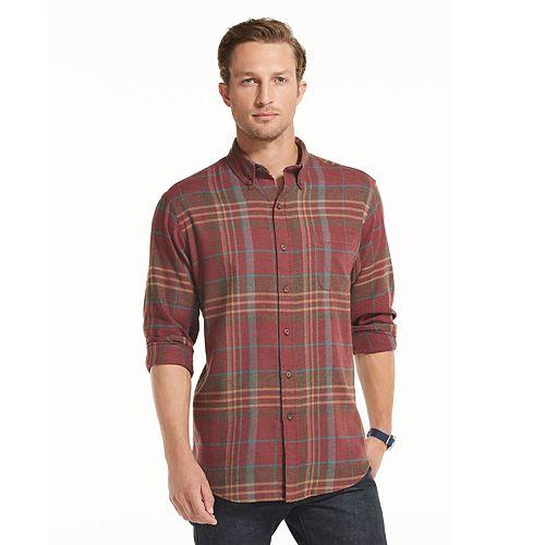Men's Arrow Flannel Button Down Shirt