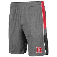 Men's Rutgers Scarlet Knights Triple Up Shorts