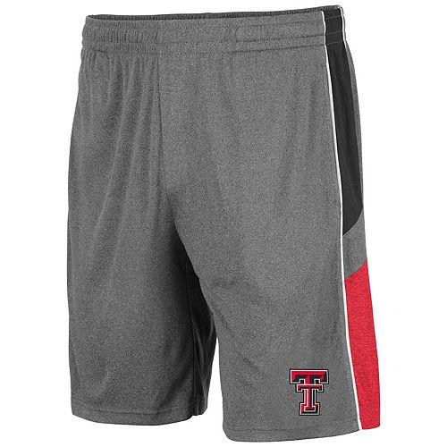 Men's Texas Tech Red Raiders Triple Up Shorts