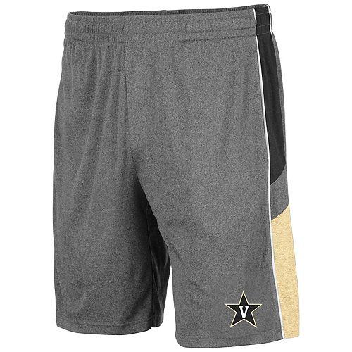 Men's Vanderbilt Commodores Triple Up Shorts