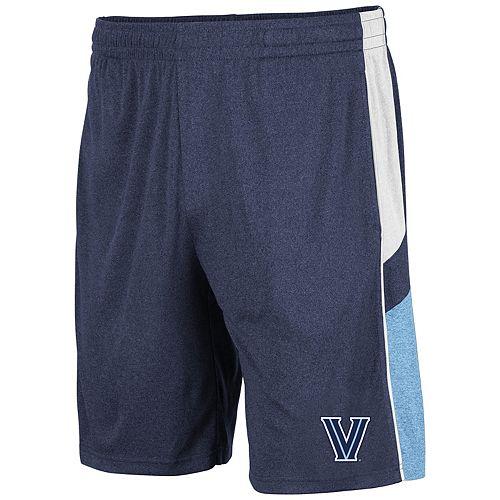 Men's Villanova Wildcats Triple Up Shorts