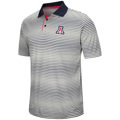 Men's Arizona Wildcats Lesson One Polo