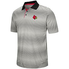 85a44074 Men's Louisville Cardinals Lesson One Polo