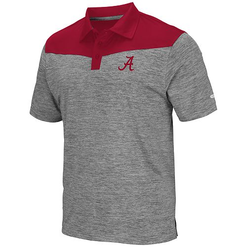 Men's Alabama Crimson Tide Quick Start Polo