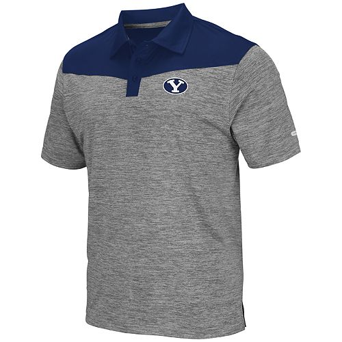 Men's BYU Cougars Quick Start Polo