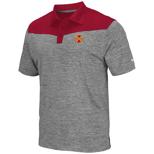 Men's Iowa State Cyclones Quick Start Polo
