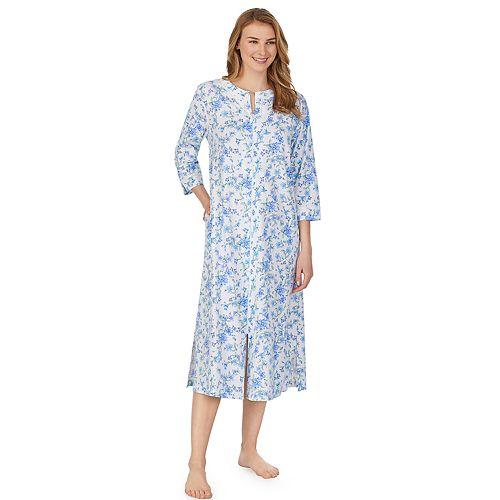 Women's Aria Zip-Front Robe