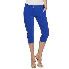 Petite Apt. 9® Torie Capri Pants