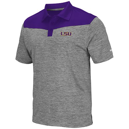 Men's LSU Tigers Quick Start Polo
