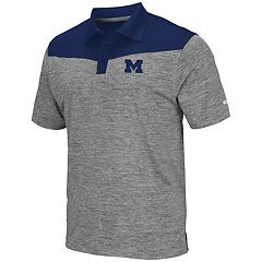 601df2fdf86 Men's Michigan Wolverines Quick Start Polo