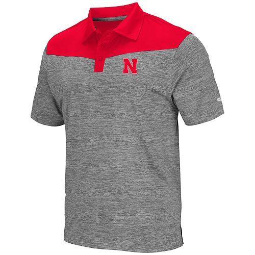 Men's Nebraska Cornhuskers Quick Start Polo