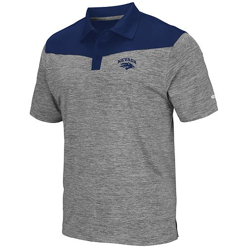 Men's Nevada Wolf Pack Quick Start Polo