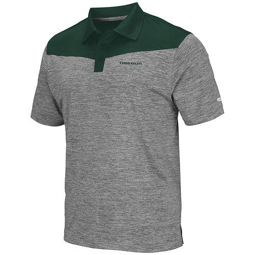Men's Oregon Ducks Quick Start Polo