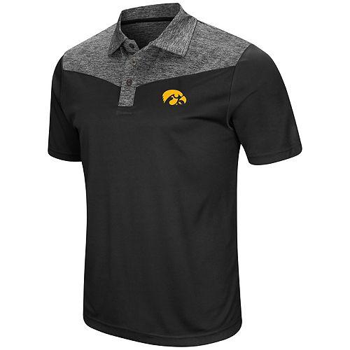 Men's Iowa Hawkeyes Head Start Polo