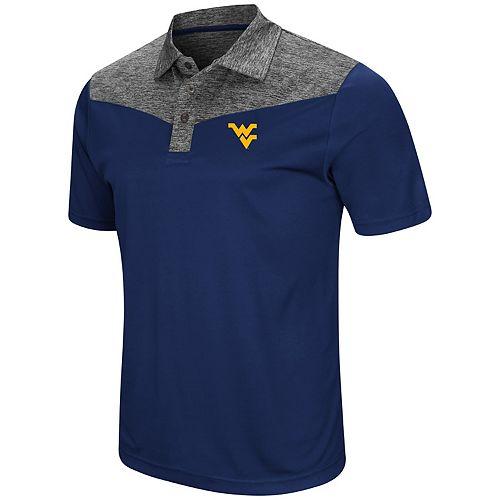 Men's West Virginia Mountaineers Head Start Polo