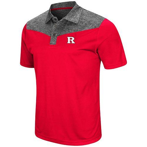 Men's Rutgers Scarlet Knights Head Start Polo