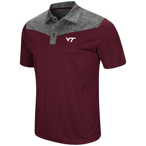 Men's Virginia Tech Hokies Head Start Polo